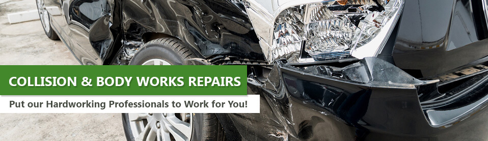 Collision & Body Works Repairs